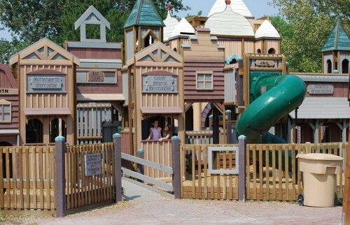 Wild West Jordan Playground